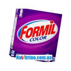 Стиральный порошок Formil color для цветного белья, 4,875 кг