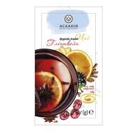 Чай-напиток фруктовый с мёдом «Глинтвейн» ТМ Аскания, ящик 24 пакета