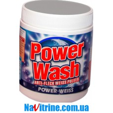 Отбеливатель Power Wash Anti-Fleck Weiss Pulver, 600 гр.
