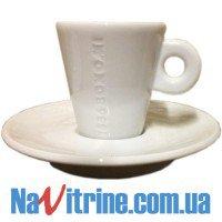 Чашка с блюдцем эспрессо BONOMI