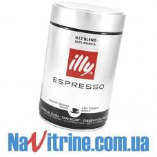Кофе молотый illy Espresso 250 г, DARK (тёмная обжарка)