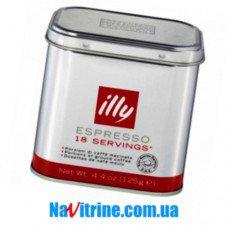 Кофе в монодозах Illy Espresso 18 шт х 6,95 г.