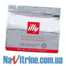 Кофе в монодозах Illy Espresso 40 шт х 6,95 г.