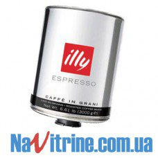 Кофе в зернах illy Espresso 3 кг, DARK (тёмная обжарка)