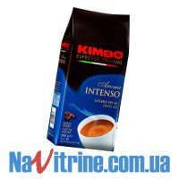 Кофе в зернах KIMBO AROMA INTENSO 500 г