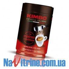 Кофе молотый KIMBO ESPRESSO NAPOLETANO банка 250 г