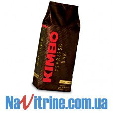 Кофе в зёрнах KIMBO Extra Cream - Espresso Bar, 1 кг