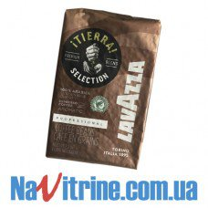 Кофе в зёрнах Lavazza Tierra Selection (Intenso), 1 кг