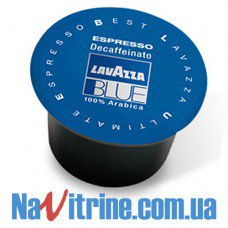Кофе в капсулах Lavazza Blue Espresso Dek Soave, 100 шт.