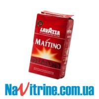 Кофе молотый Lavazza Mattino, вакуум, 250 г
