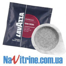 Кофе в чалдах Lavazza Gran Crema 7 г, уп. 150 шт
