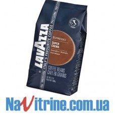 Кофе в зёрнах Lavazza Super Crema, 1 кг