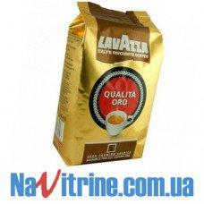 Кофе в зёрнах  Lavazza Qualitа Oro, 250 г