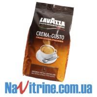 Кофе в зёрнах Lavazza Crema e Gusto, 1 кг