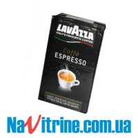Кофе молотый Lavazza Espresso, вакуум, 250г