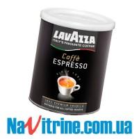 Кофе молотый Lavazza Espresso, банка, 250г