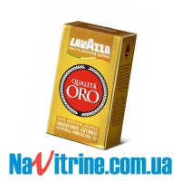 Кофе молотый Lavazza Qualita Oro, вакуум, 250г